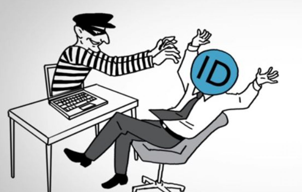Knowledge Safety as a Safety From Id Theft